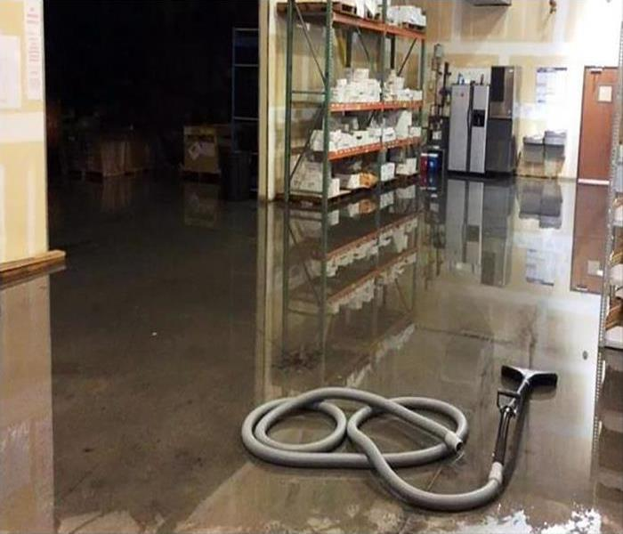 Commercial Damage In Central City Phoenix Before