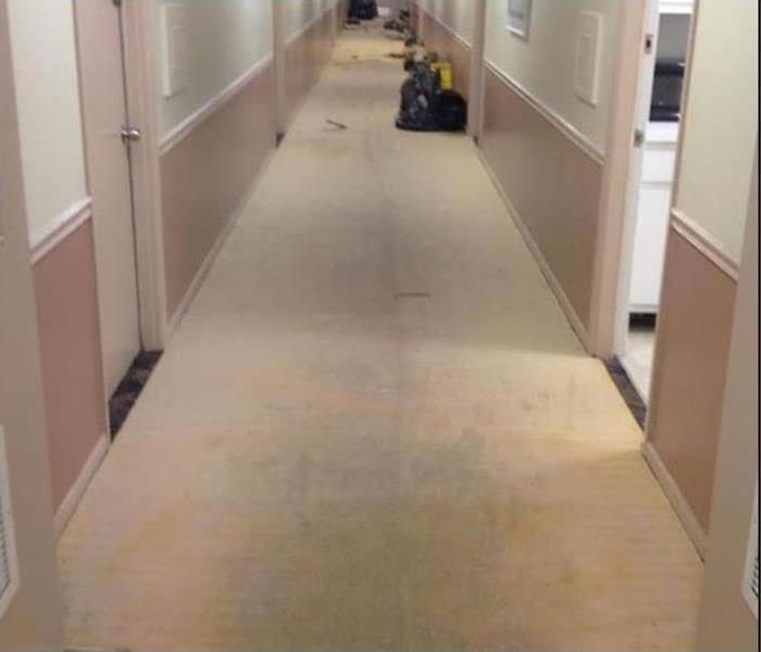 Commercial Water Damage – Phoenix After