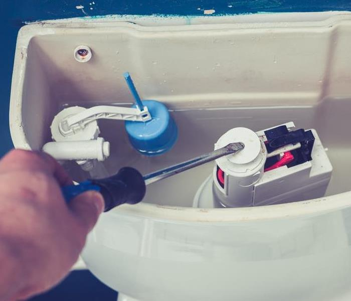 Water Damage Prevent Flood Water Damage by Fixing the Toilet