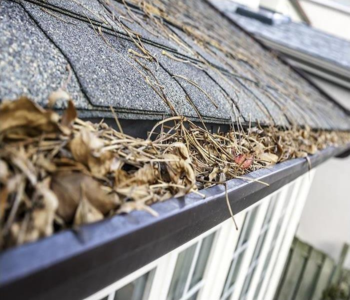 Storm Damage Clogged Gutters Can Allow Flooding In Your Phoenix Residence
