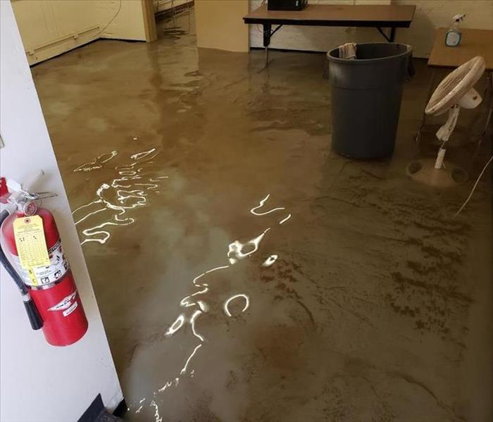 Commercial When Can I Resume My Business After a Flood?