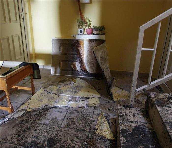 Fire Damage Cleaning processes That Offer Options When Addressing Fire Damage in Phoenix